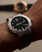 Bulgari Diagono Scuba Watch