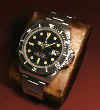 The Submariner Rolex Was Made Coolest By James Bond