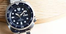 Seiko Turtle diver watch